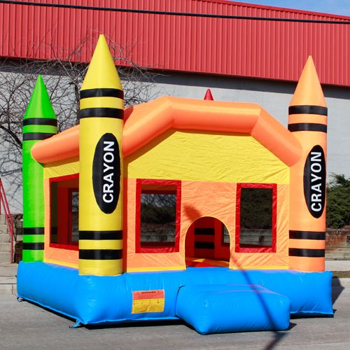 Inflatable Bounce House Jumping Bouncer Commercial Grade Heavy Duty